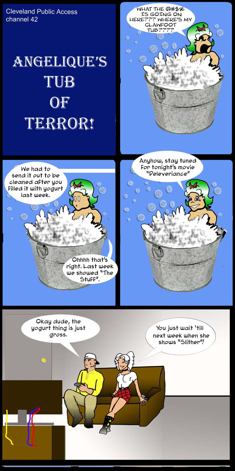 Tub of Terror 3