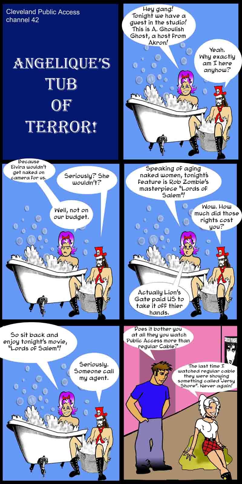 Tub of Terror 4